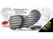 Cam Cover Ribsters Sportster