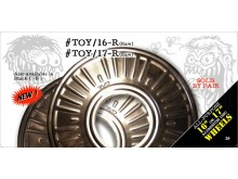 Wheel Disc TOY 17""