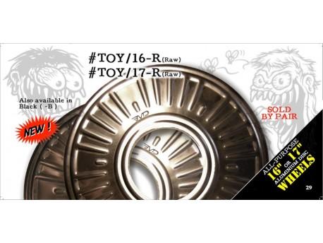 "Wheel Disc TOY 19"""