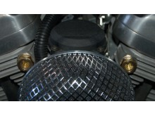 Head Breather Bolts EMD Sportster
